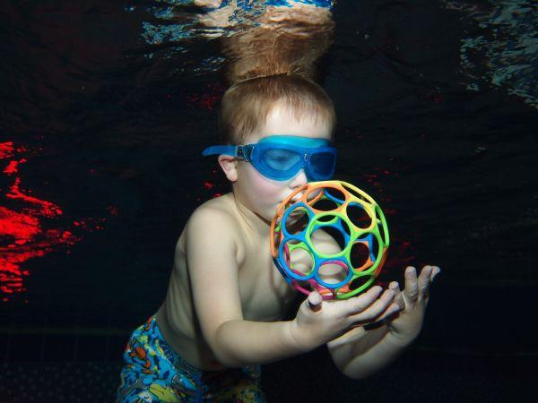 Babyschwimmkurse